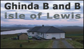 Ghinda Bed and Breakfast - Isle of Lewis